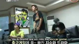 Dalmatian Korean Boyband~ My Favorite Funny Moment.. +,+