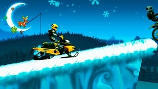Motocross Kids - Winter Sports (Android HD Gameplay Video)