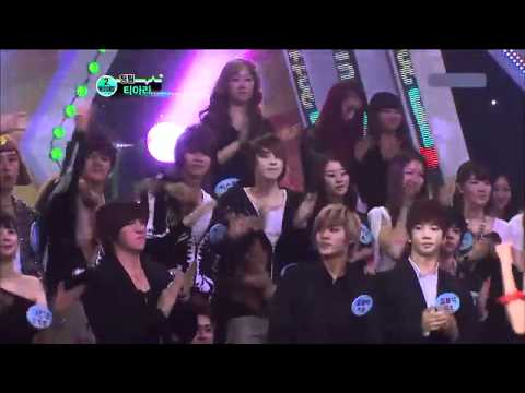 Star Dance Battle 2011   - T-ara