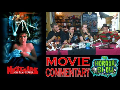 """A Nightmare on Elm Street"" 1984 Horror Movie Commentary - The Horror Show"