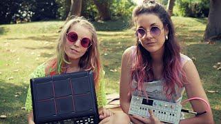 Beat Making Picnic!! Live Performance & Walkthrough #Roland #Teenageengineering #Drummachine