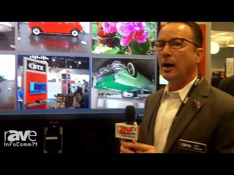 InfoComm 2014: BTX Technologies Explains New Solstice Product From Mersive
