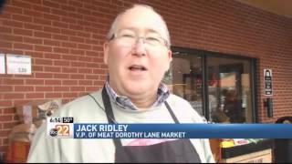Dorothy Lane Market Holds Bacon Fest