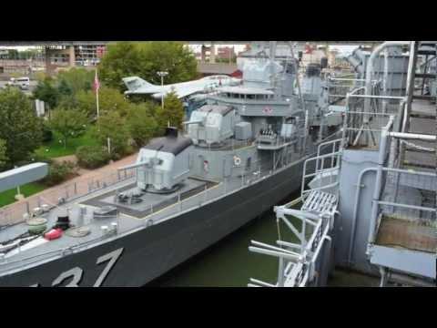 USS Little Rock Overnight 2012