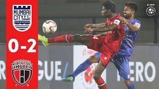 Hero ISL 2018-19 | Mumbai City FC 0-2 NorthEast United FC | Highlights
