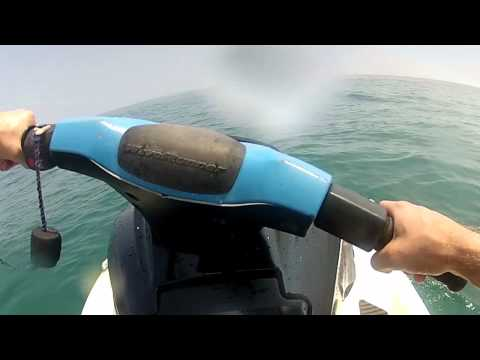 Jet Skiing at Batam