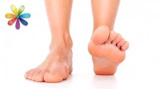 Как предотвратить плоскостопие? Упражнения с полотенцем! – Все буде добре. Выпуск 893 от 10.10.16