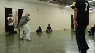 Pam Ramirez /  1rst Place - North Side Battles Vol 2 - All Styles (Final) 6 abril 2013