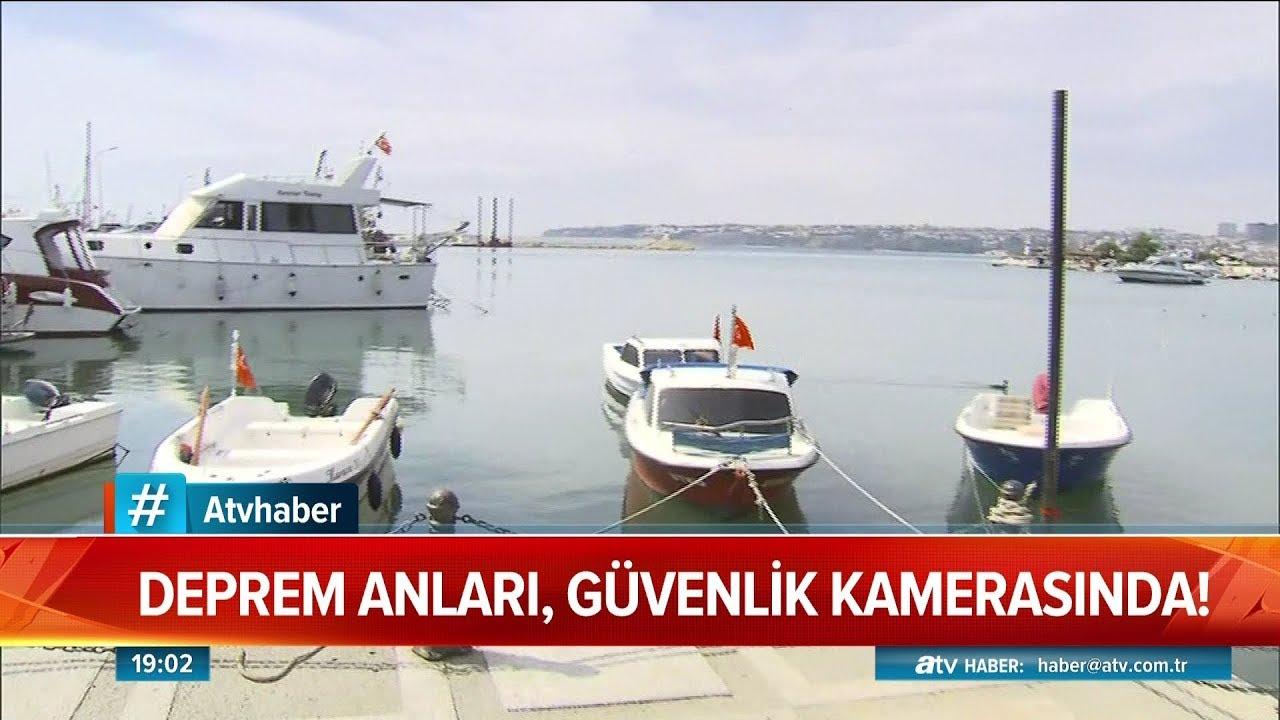 İstanbul'da deprem! - Atv Haber 24 Eylül 2019