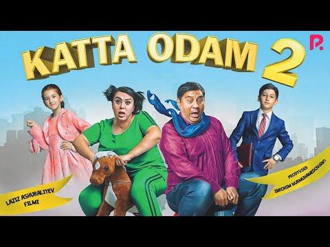 Katta Odam 2 (o'zbek Film) | Катта одам 2 (узбекфильм) 2019 #UydaQoling
