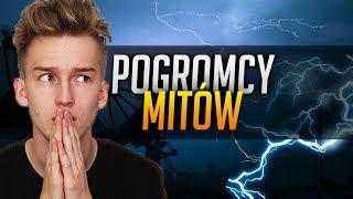 GTA V POGROMCY MITÓW #38 PIORUN vs SAMOLOT! ⚡