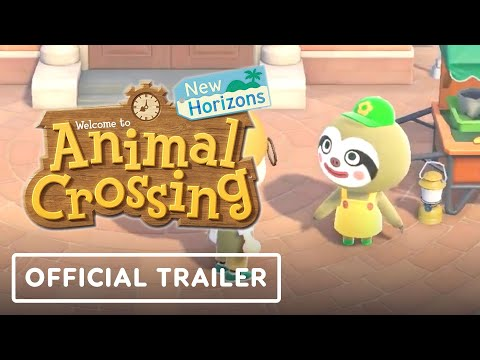 Animal Crossing: New Horizons - Official Free April Update Trailer