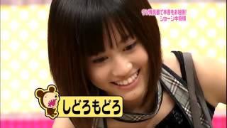 前田敦子  VS  小嶋陽菜 前田敦子 動画 9
