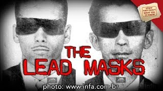 The Lead Mask Case