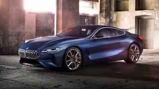 Новый BMW 8 Series 2018