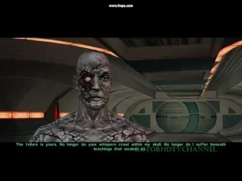 Kotor 2 - Sion's Introduction (Longer)