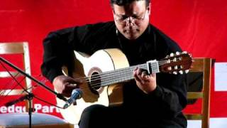 Jugalbandi of Classical Guitar and Tabla