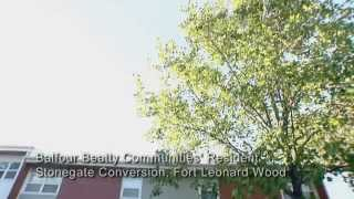 Fort Leonard Wood - Stonegate Conversion