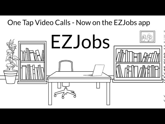 Video Calling Feature | #EZJobs