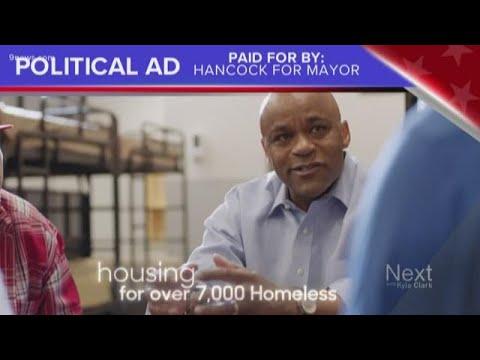 Truth testing Denver Mayor Michael Hancock's first political ad
