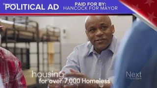 Truth testing Denver Mayor Michael Hancock's first political ad