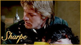 Sharpe Realises He Has Been Trapped By Major Ducos | Sharpe
