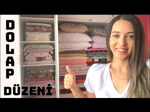 Yatak odası temizlik ve düzen / çekmece & dolap düzeni / kış çayı / sessiz vlog