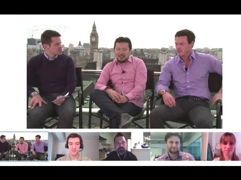 Fast & Furious 6 - Justin Lin & Luke Evans Interview (JoBlo.com)