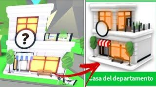ROBLOX-The new store in Adopt me