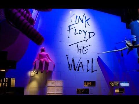 Pink Floyd retrospective exhibition in London