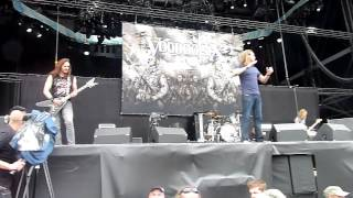 Voodoo Six - GRASPOP METAL MEETING 2013 - Live HD