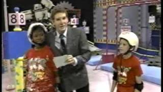Double Dare kids eat sh*t on obstacle course - 1986