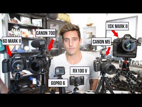 The BEST Vlogging Camera of 2018