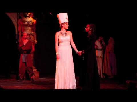 I KNOW THE TRUTH - AIDA - Laura Dickinson as Amneris