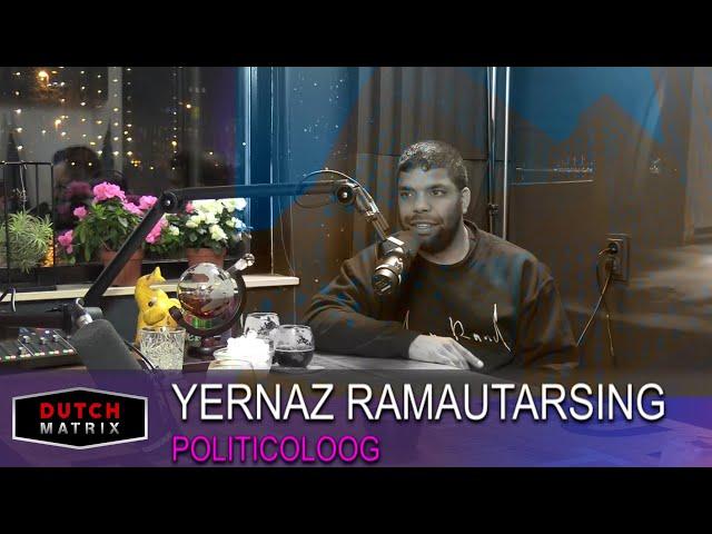 Politieke Verziekingen met Yernaz Ramautarsing