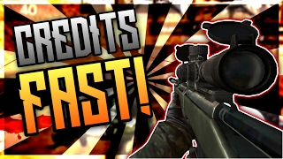 How to get Credits FAST In Bullet Force! (Tips And Tricks)