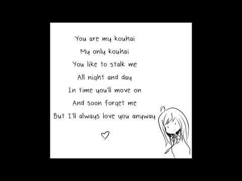 【Parody】You are my kouhai【Original】