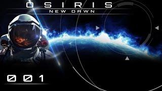 OSIRIS: NEW DAWN [001] [Leben & Überleben auf fremden Planeten] [Let's Play Gameplay Deutsch German] thumbnail