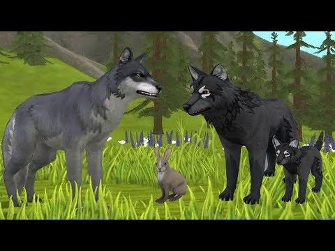 Видео Игра симулятор рыси онлайн
