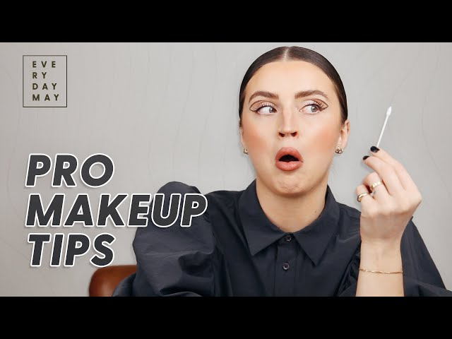 8 NEW MAKEUP TIPS TO TRY