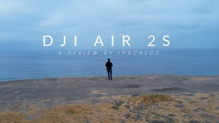 DJI Air 2S Review - 5.4K Video On A Tiny Drone