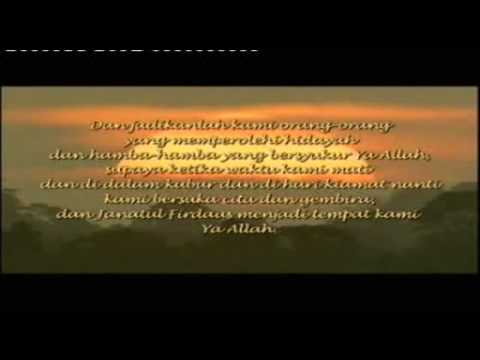 Akhil Hayy Doa & Munajat