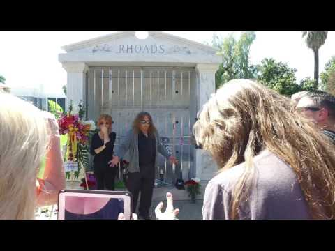 Randy Rhoads 2017 Memorial