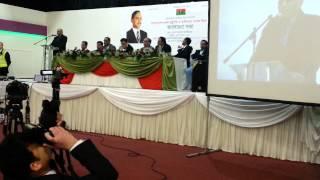 Abul Kalam Azad speech Tareq Zia Pogram