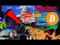 Government Shutdown = CHEAP Bitcoin?!? Japan's AMAZON to Introduce $BTC Payments? $NEO Girl