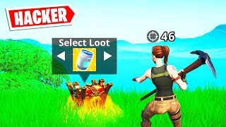 7 Ways To Spot A HACKER In Fortnite! (season 8)