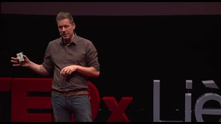 Rebirth of advertising: Kris Hoet at TEDxLiege