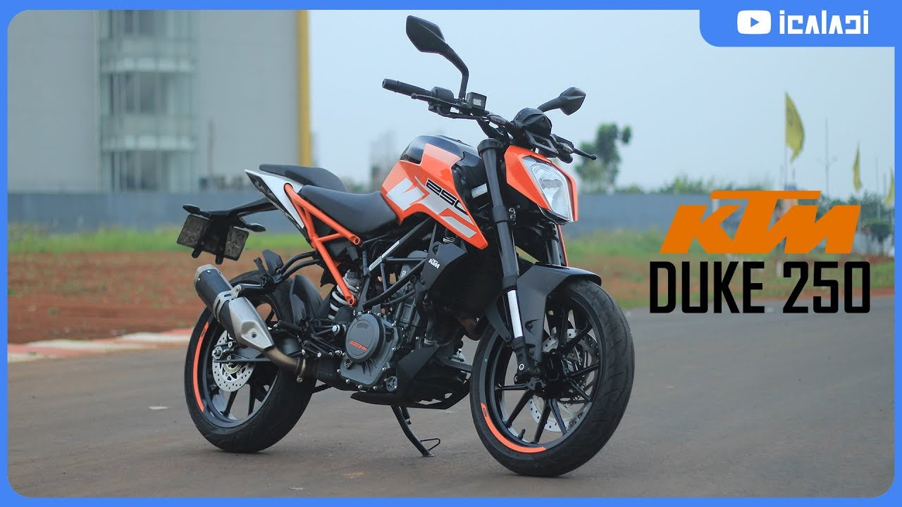 Torsinya Menggiurkan Review Ktm Duke 250 Abs 2017 Indonesia