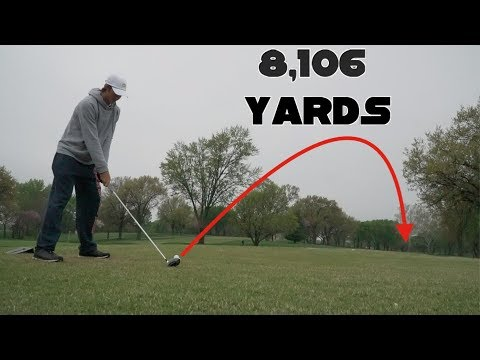 playing-what-used-to-be-the-longest-golf-course-in-the-world-(8,106-yards)---part-1