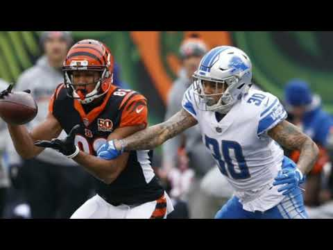 Detroit Lions: Who Will Win The Other Starting CB Position Lawson,Tabor Or Shead?
